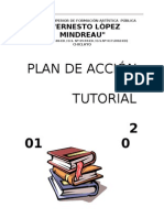 Plan de Tutoria 2010