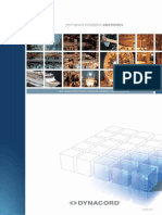Dynacord PI Electronics Catalog e 03 2009