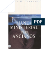Manual Ministerial Para Ancianos