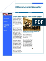 El Djazair Alumni Newsletter-May 2011