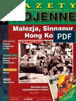 Gazety Wojenne Nr 34 - Malezja, Singapur, Hong Kong