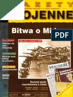 Gazety Wojenne Nr 38 - Bitwa o Midway