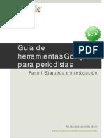 Herramientas Google Para Periodistas (2010)