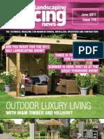 Fencing & Landscaping News June 2011