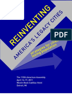 Reinventing America's Legacy Cities