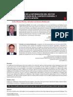 Reutilización de la información del sector público y open data en el  contexto español y europeo.
