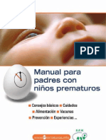 Libropara padres con hijos Prematuros