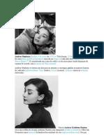 Frases Audrey Hepburn