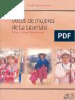 MMR Voces de Mujeres de La Libertad