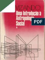 relativizando, Uma introdução a Antropologia social