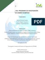Programa de Investigacion en Cambio Climatico