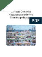 Memoria Final Comenius