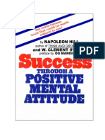 Success Through a Positive Mental Attitude w Clement Stone Napoleon Hill