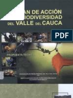 2004 Plan Accion Bio Divers Id Ad Valle Del Cauca