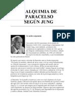 Carl Gustav Jung - La Alquimia de Paracelso