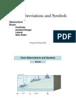 SN- Chart Abbreviations and Symbols CHART SYMBOLS