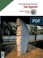 Parque Arqueológico Nacional San Agustín. Guía para visitantes.