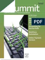Summit Magazine Spring 2011