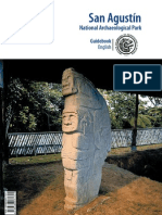 San Agustin Archaeological Park. Guidebook.