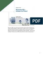 Recursive SQL