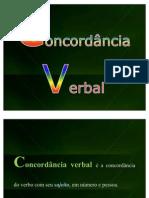 CONCORD+éNCIA VERBAL