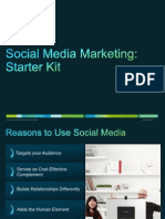Cisco Social Media Marketing Starter Kit