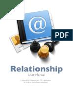 Relationship 2 User Manual