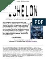 ECHELON - Nell'Era Della Sorveglianza