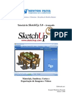 Tutorial de SketchUp 5.0 - Avancado_NP
