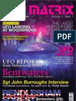UFO Matrix Issue 3