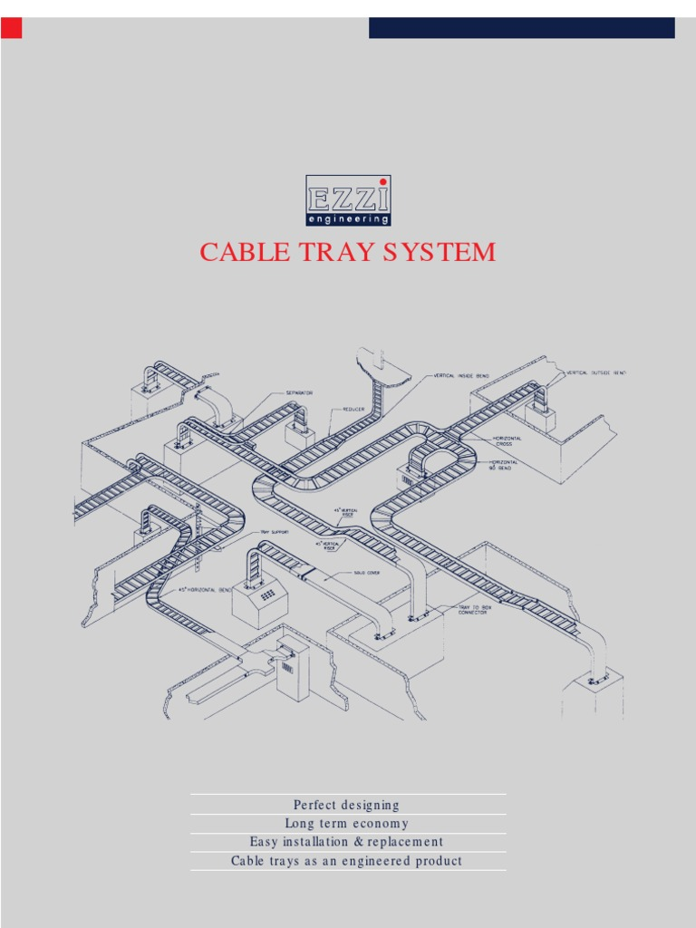 Cable Tray Catalogue   Electrical Wiring   Cable