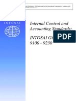 INTOSAI Internal Control Standards