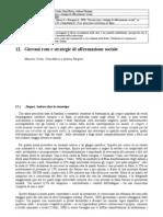 Disclaimer - Conte - Marcu - Rampini - Giovani Rom e Strategie Di Affermazione Sociale