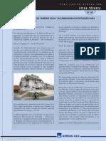 El Terremoto del 27 de febrero de 2010 en Chile y las Armaduras de Refuerzo (Parte 3)