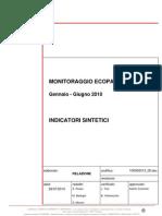Rapporto Ecopass primo semestre 2010