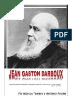 Trabajo Matemático Jean Gaston Darboux - Matemáticos del sigo XX