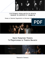 Emanuele Morandi - Tesi Teatro Sociale - IsoleCompreseTeatro