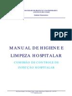 Novo Manual de Limpeza 2007