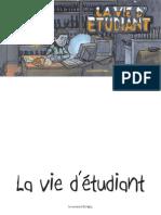 La Vie d'Etudiant - zycie studenckie w Belgii - komiks, Cdt Roswell, http://www.cdtroswell.fr/