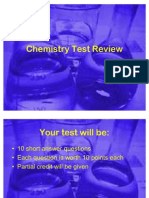 Chemistry+Test+Review