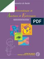 Livro - Profae - Saude Do Adulto - Assist en CIA Clinica e Etica Profissional - Ministerio Da Saude