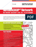 Datasheet Nbk Network En