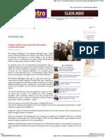 06-06-11 Gestiona alcalde recursos para obras del estadio y carretera Tesia-Camoa