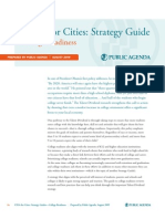 Strategy Guide - College Readiness