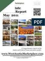 West Austin Properties - Market Report - May 2011 2