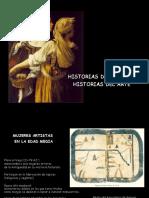 Historias de Mujeres, Historias Del Arte. de La e.m. Al Impresionismo