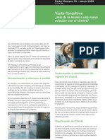 Accenture Venta Consultiva Mas de Lo Mismo