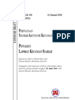 ED PSAK No 101 Penyajian Laporan Keuangan Syariah