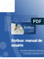 Scribus Manual de Usuario