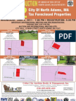 North Adams Auction Brochure